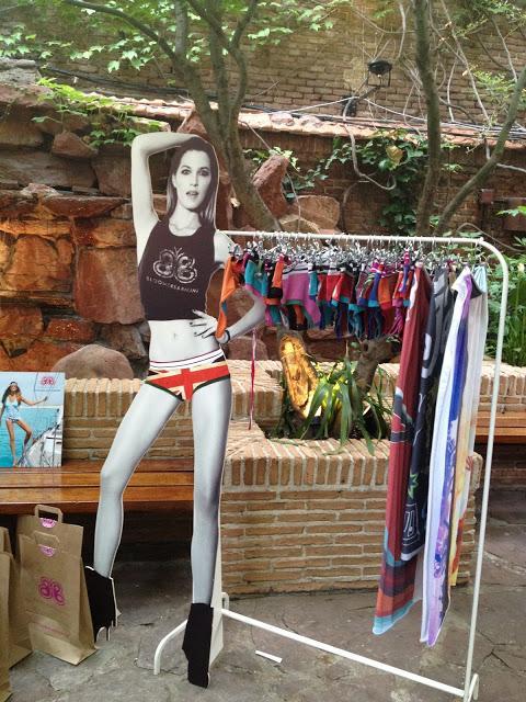 Presentación Bloomers & Bikini