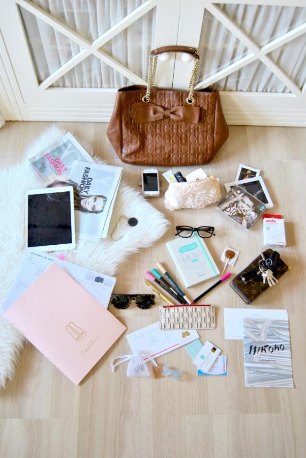 ¿Qué hay en el bolso de una Periodista de Moda?