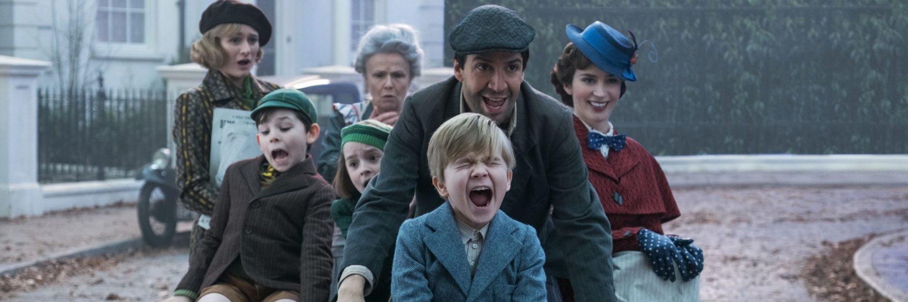 'El regreso de Mary Poppins' es mucho mejor de lo que podíamos imaginar