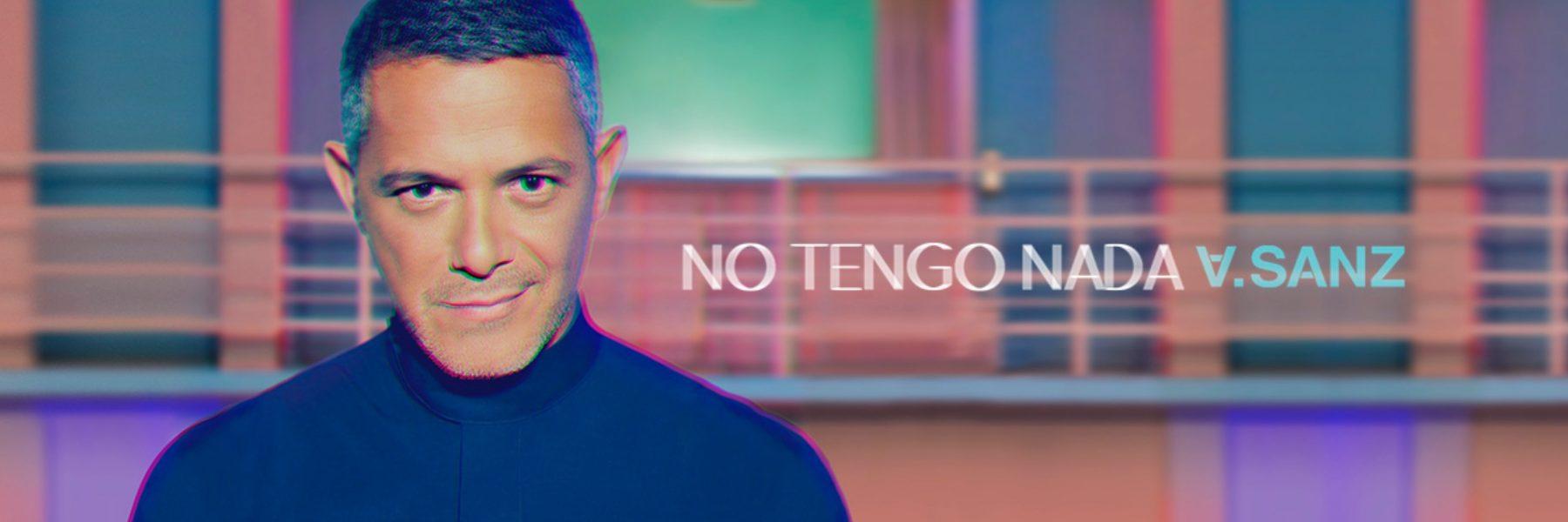 Asistimos a la rueda de prensa de Alejandro Sanz con motivo del lanzamiento de 'No tengo nada', su nuevo single