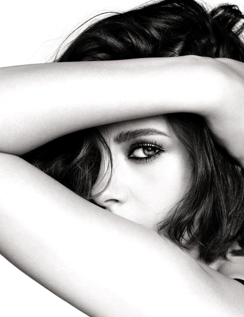 Kristen Stewart, nuevo rostro de Chanel Make Up