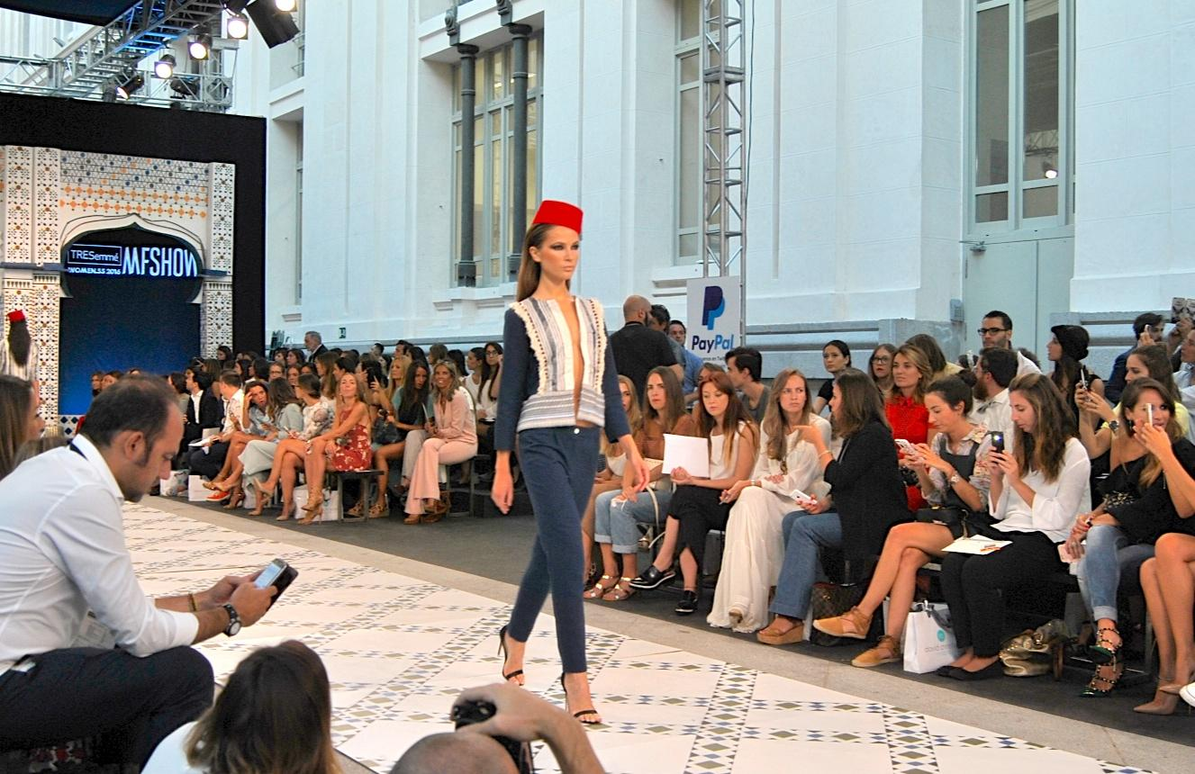 Arranca Madrid Fashion Show Women