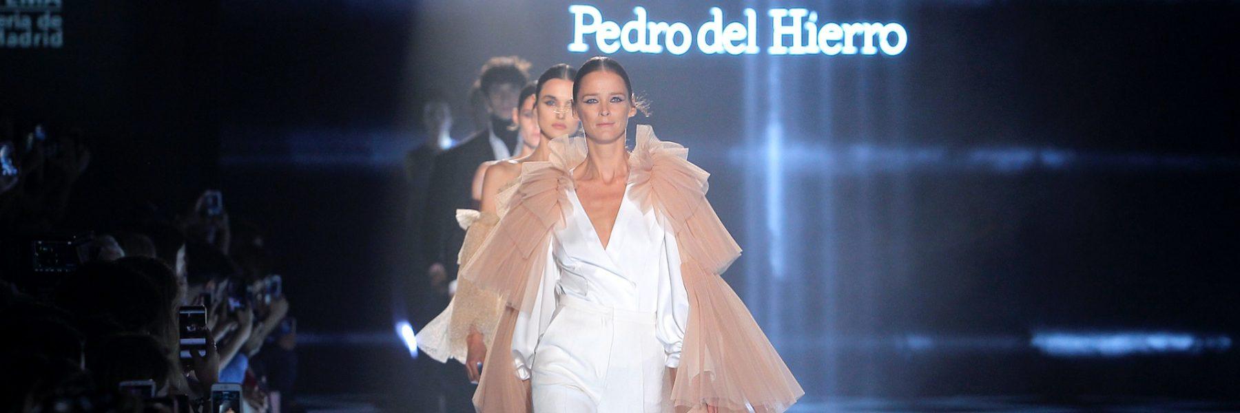 Blanca Padilla, ex ángel de Victoria's Secret o Carmen Kass, entre las modelos del imponente desfile de Pedro del Hierro inspirado en el barroco