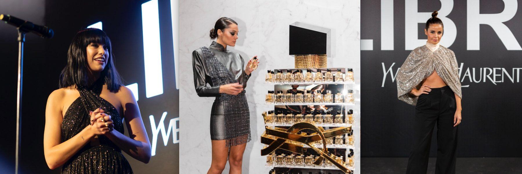 Lección de estilo en el FIESTÓN que Yves Saint Laurent ha celebrado en Madrid