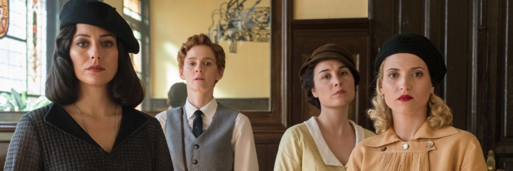 'Las chicas del cable', vuelven a Netflix pero esta vez para despedirse