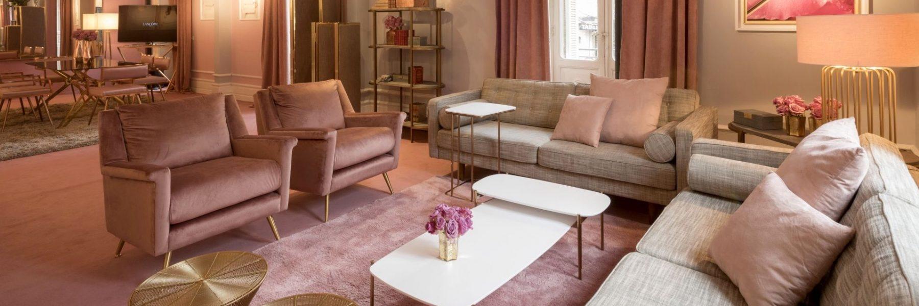 Tenemos las primeras imágenes de la Maison Lancôme 2018 ¡No puede ser más ESPECTACULAR!