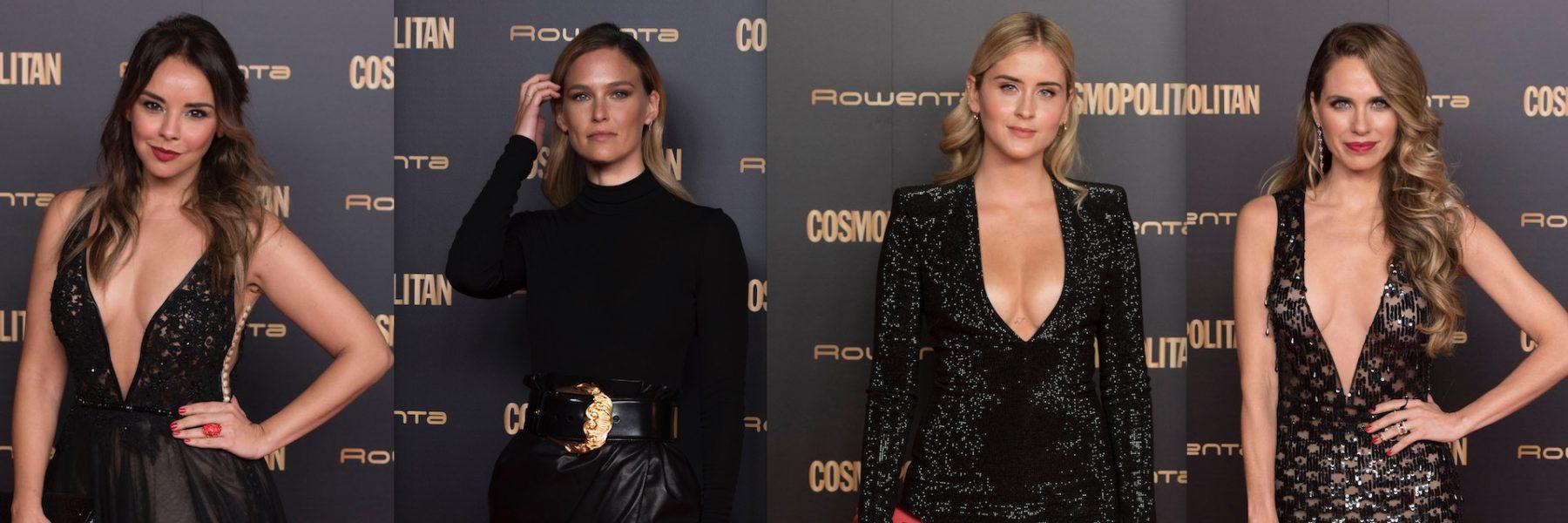 Bar Refaeli, Valentina Ferragni, las chicas de OT… nos colamos en los Premios Cosmopolitan, la fiesta más cool del otoño