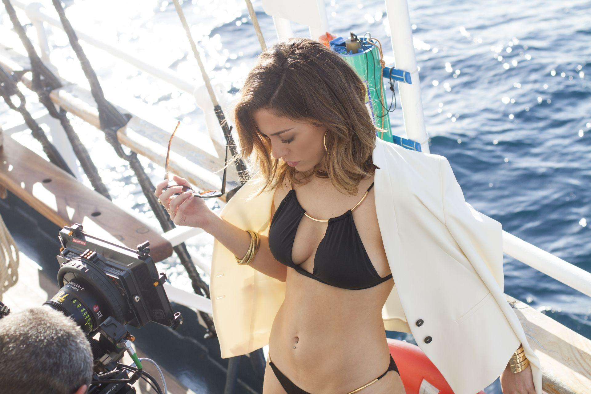 Blanca Suárez protagonista de la 'boat movie' de women'secret