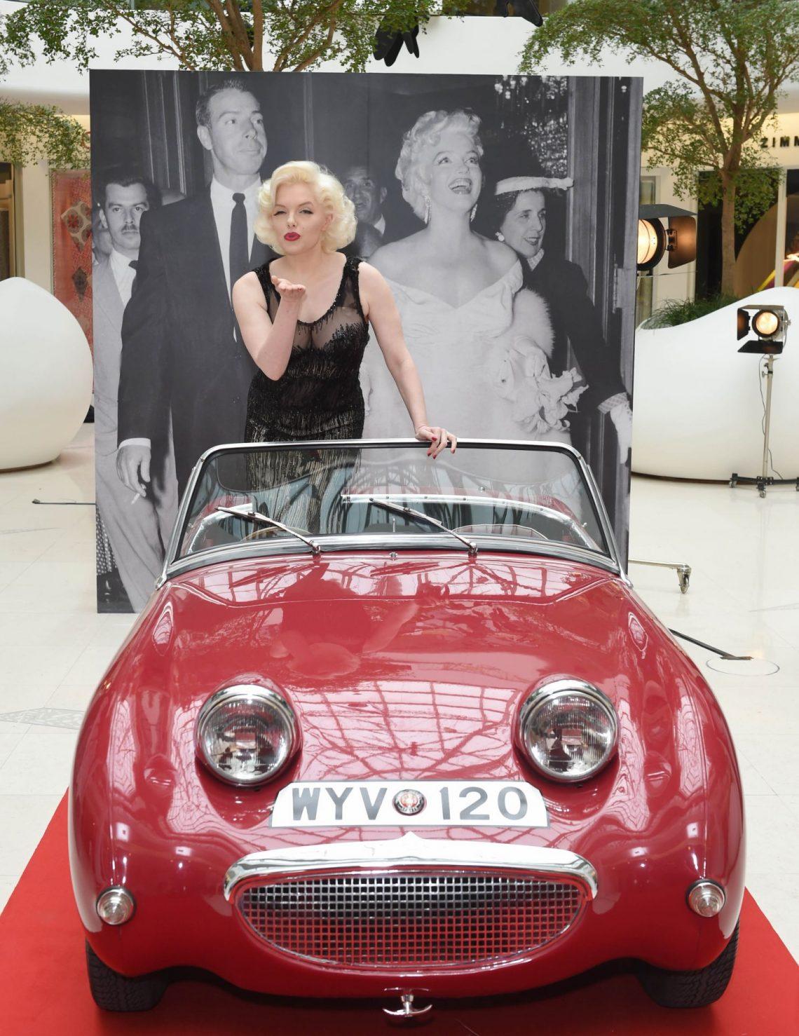 Marilyn Monroe Living Room Decorations: Marilyn Monroe, Su Legado En Una Exposición De Leyenda