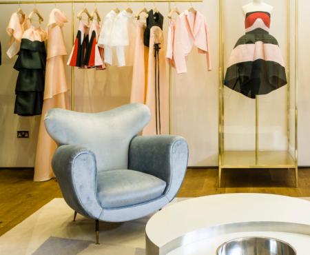 Lupita Nyong'o apuesta por la moda española