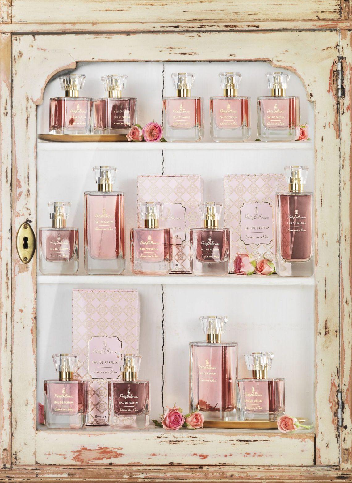 PrettyBallerinas presenta su 'Eau de parfum'