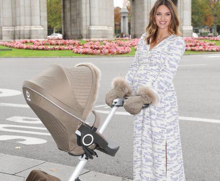 Helen Lindes, el look de una embarazada que derrocha estilo