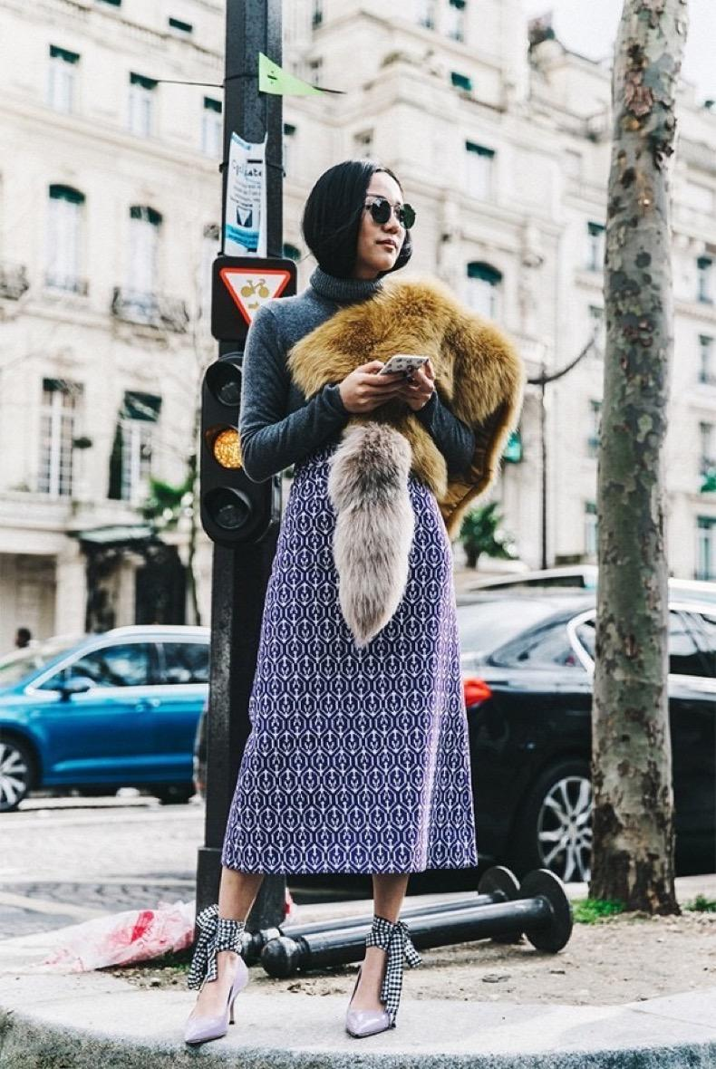 Street Style – 'Fashion Weeks'