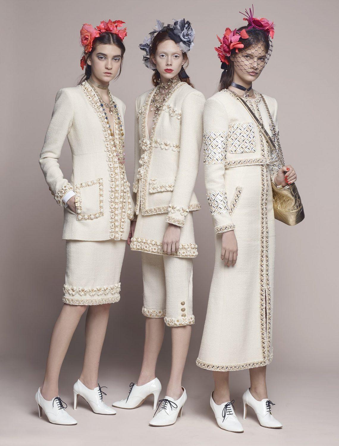 De Lily Rose a Cara Delevingne, Chanel revoluciona el Ritz con 'Metie1r's d'Arts'