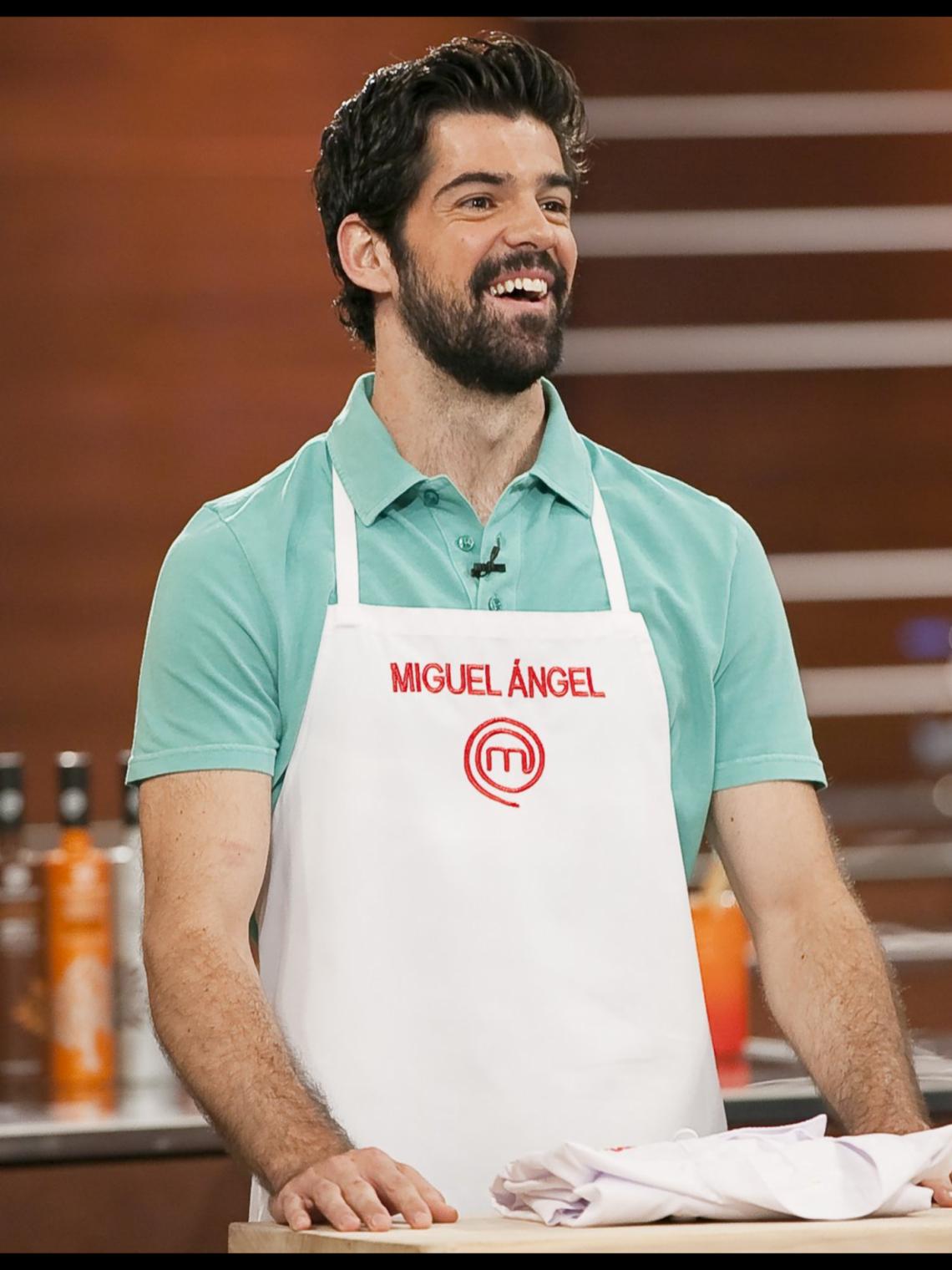 Los momentazos de Master Chef Celebrity ¡Enhorabuena Miguel Ángel!