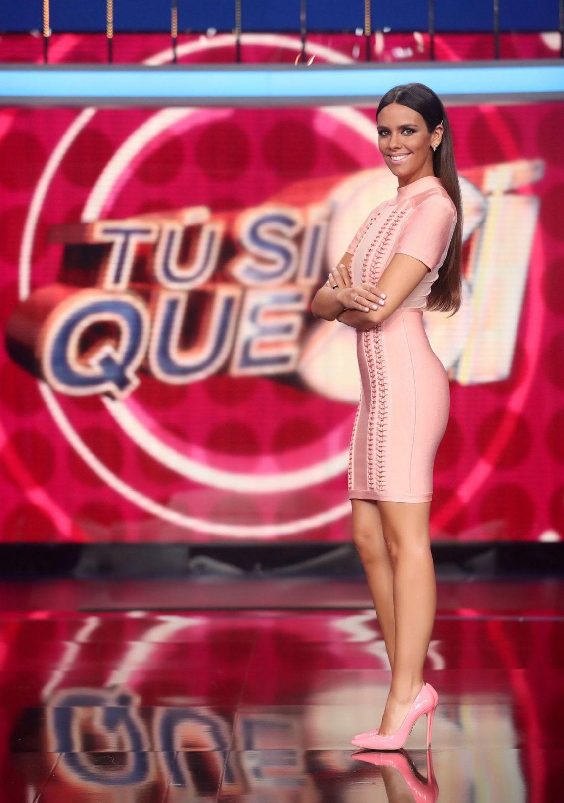 El talent show de Cristina Pedroche, 'Tú sí que sí', ya tiene fecha de estreno