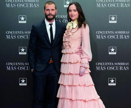 Acudimos a la premiere de '50 sombras más oscuras' en Madrid
