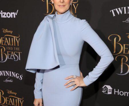 Celine Dion, la otra gran protagonista en el 'duelo de estilo' de 'La Bella y la Bestia'