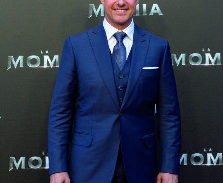Tom Cruise llega a Madrid para presentar su última película bajo un gran revuelo mediático