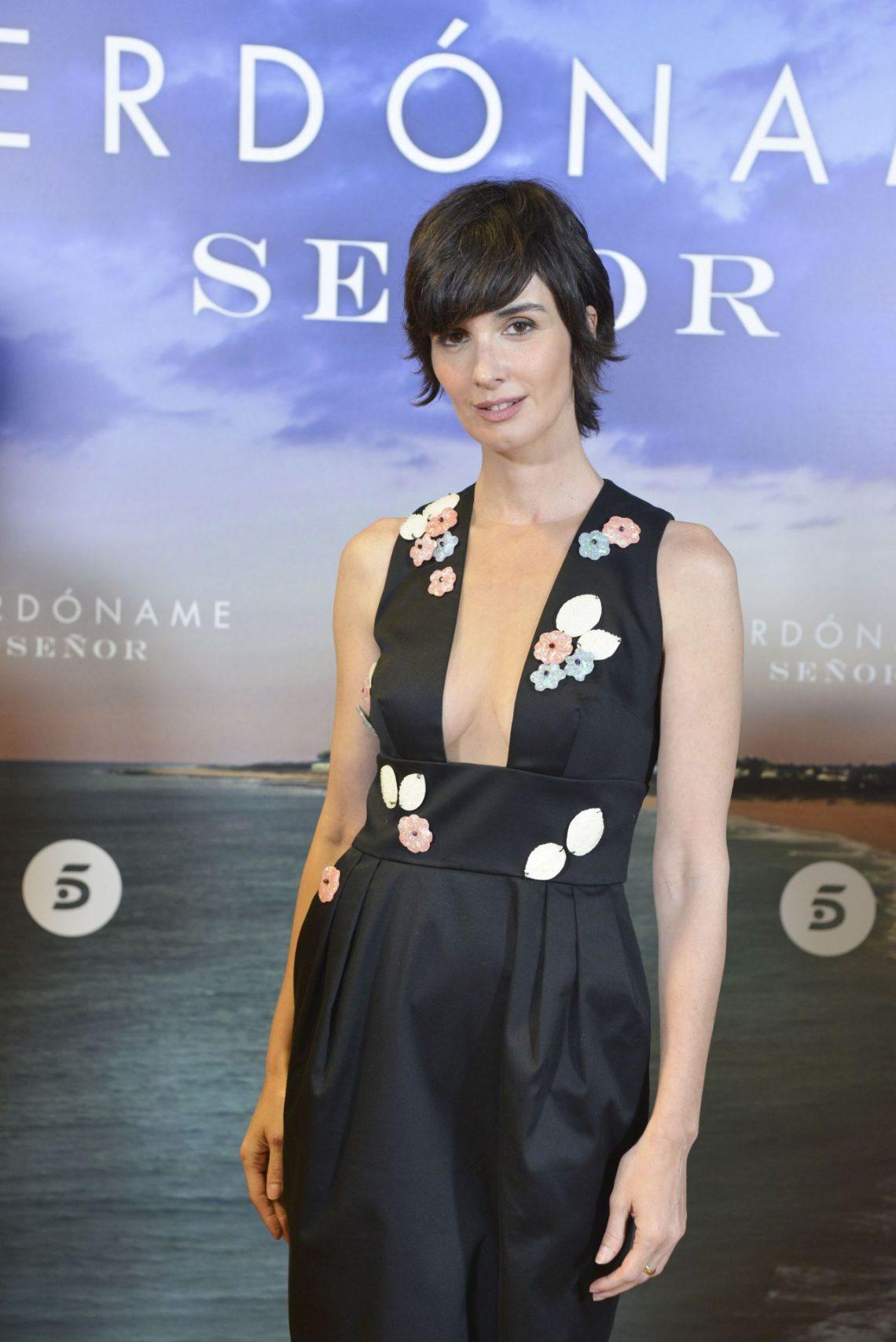 Paz Vega: 'Cuando hago películas no suelo llevar maquillaje y eso… ¡me encanta! Si te maquillas mucho escondes las emociones'