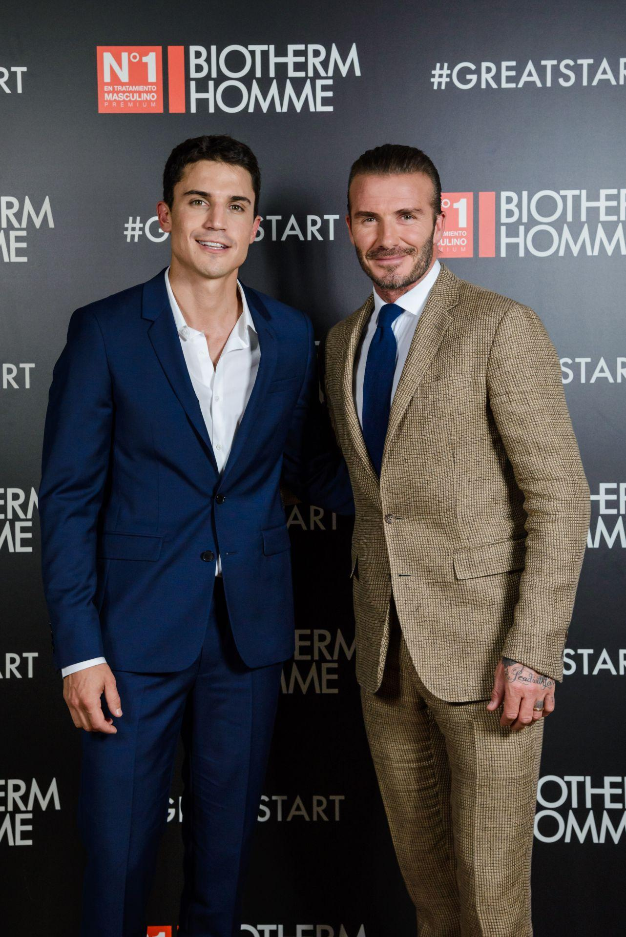 ¿Cuánto mide Álex González? David-Beckham-with-Alex-Gonzalez-for-Biotherm-Homme-copia