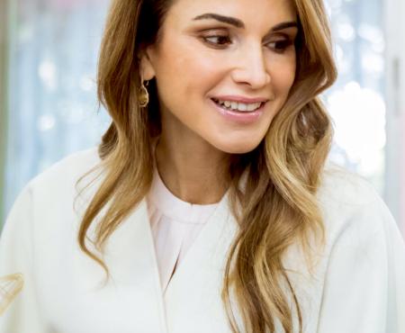 ¿Es Rania la reina más elegante? Su último vestido nos lo termina de confirmar