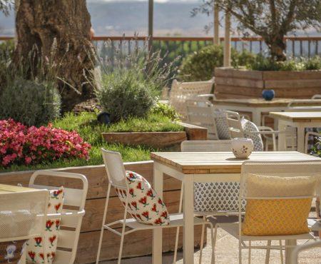 Esta es la terraza a la que querrás hacer una escapada para disfrutar de los atardeceres más cosmopolitas