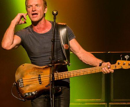 Sting: derroche de clase en su concierto de Madrid