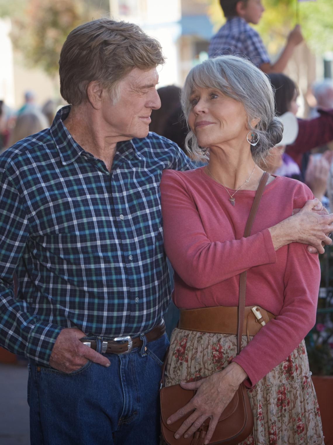 Netflix estrenará 'Nosotros en la noche', la película que une de nuevo a Jane Fonda y Robert Redford