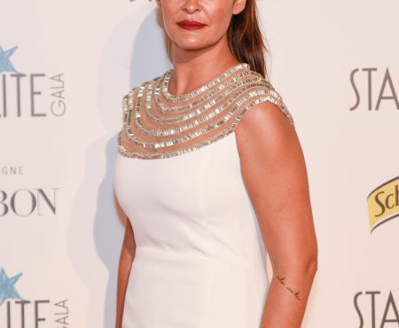 Vicky Martín Berrocal, la invitada más elegante de la Gala solidaria de Starlite