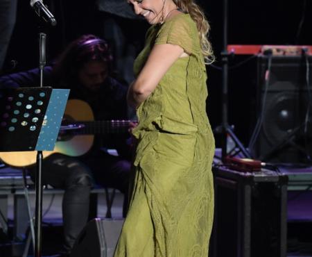 Antonio Carmona y Niña Pastori, la noche más flamenca de Starlite con improvisado cierre por bulerías