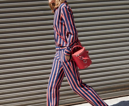 De como el bolso que ha diseñado Olivia Palermo puede convertirse en el rey del street style