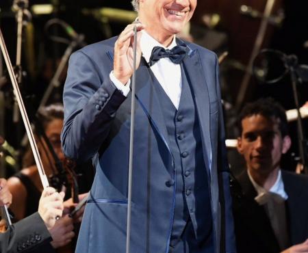Andrea Bocelli clausura con gran éxito el festival Starlite