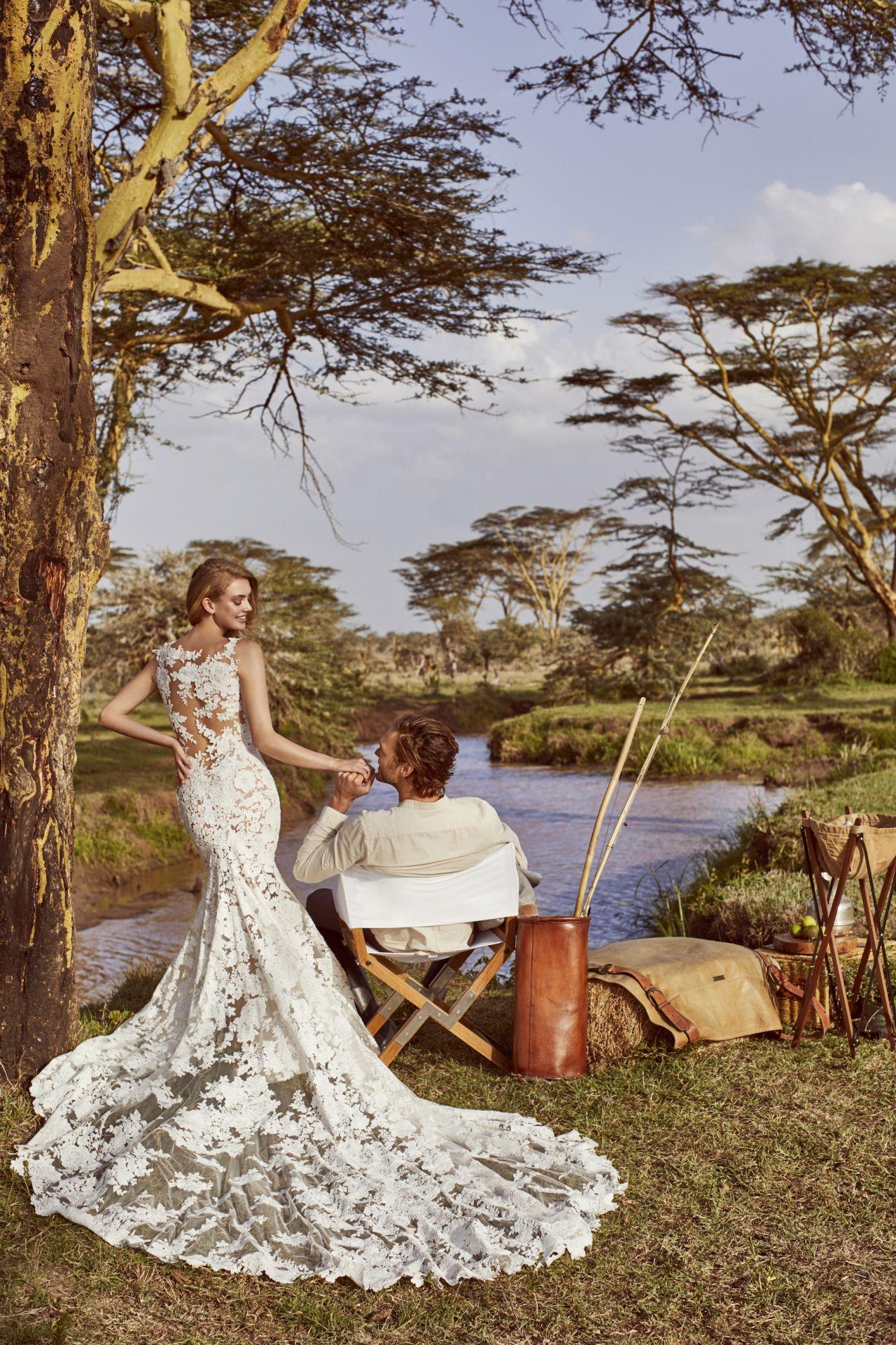 Wild Love in Esat Africa_PRONOVIAS_RUA