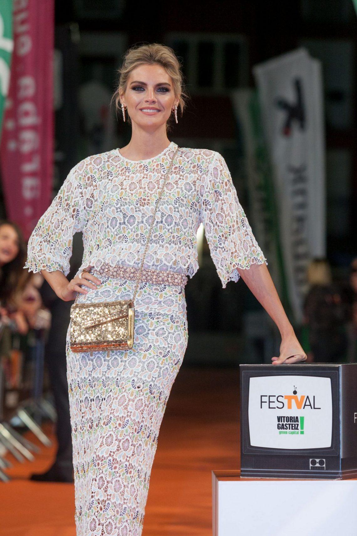 Nuestras Actrices Lucen Sus Mejores Looks En El Festival De Vitoria