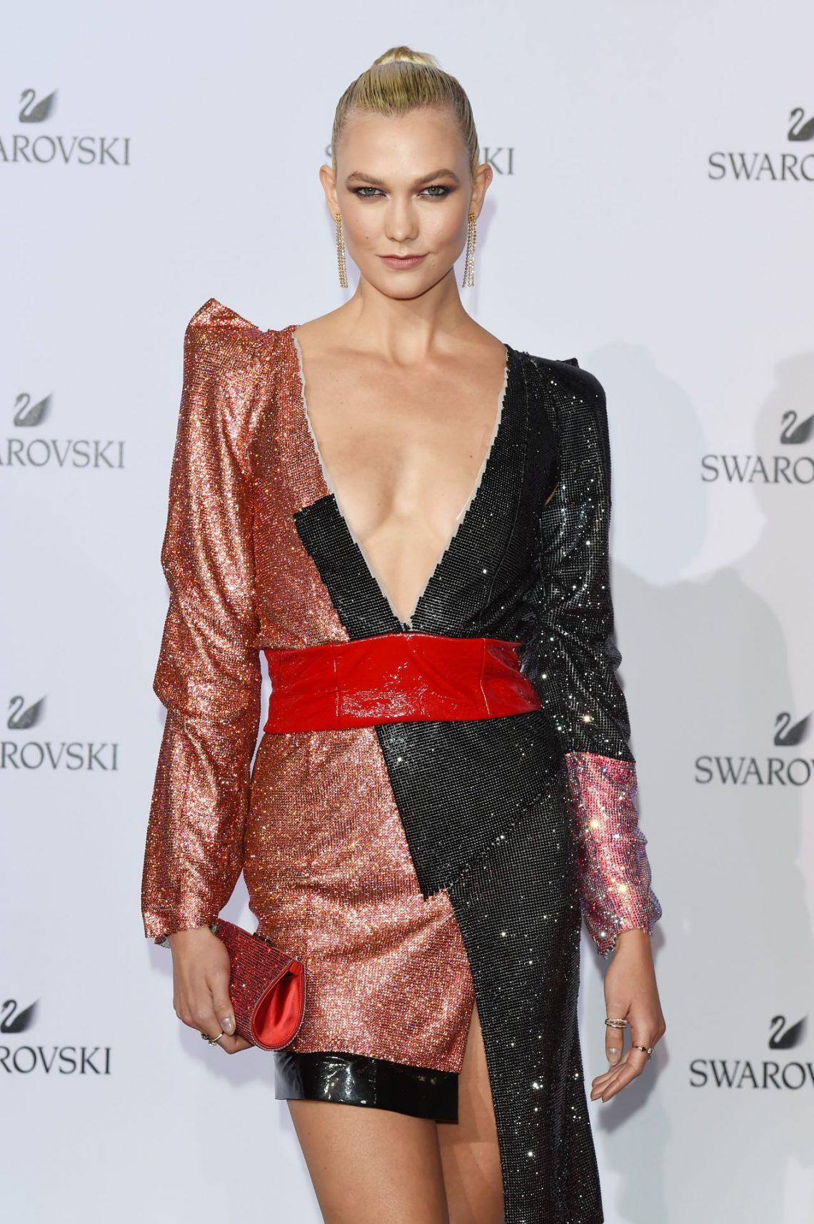 Karlie Kloss, Naomi Campbell o Alessandra Ambrosio celebran la Semana de la Moda de Milán en la gran fiesta de Swarovski