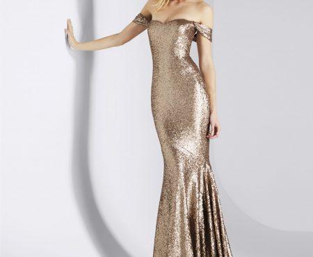 ¿Recuerdas el vestido de Amaia Salamanca en los Goya? Ahora puede ser tuyo ¡Ficha los nuevos vestidos de fiesta de Pronovias!