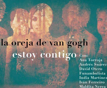 La Oreja de Van Gogh junto a otros artistas ponen voz a 'Estoy contigo', una canción dedicada a los pacientes de Alzheimer