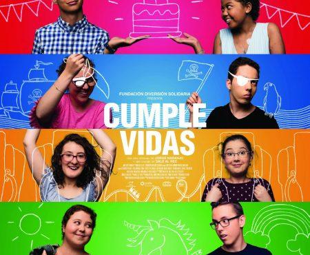 En el 'Día Mundial de la Sonrisa' la Fundación Diversión Solidaria estrena el cortometraje 'Cumplevidas'