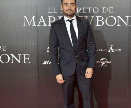 La Gran Vía de Madrid acoge el preestreno de 'El Secreto de Marrowbone', una de las películas más esperadas