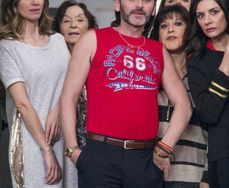 Pablo Carbonell visita 'La que se avecina' para poner en marcha un negocio con el Recio