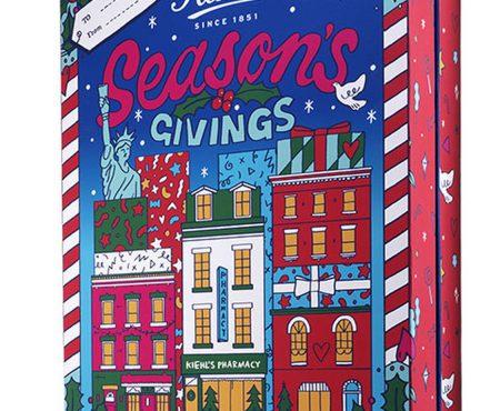 ¿Quieres el calendario de adviento más original para esta Navidad? Lo tenemos y es de Kiehl's