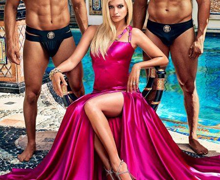 Penélope Cruz, primeros 'teasers' como Donatella Versace