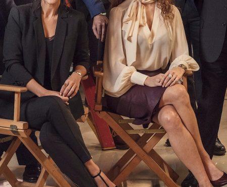 Primera imagen de 'Ola de crímenes', la esperada comedia de acción dirigida por Gracia Querejeta y con un elenco de lujo