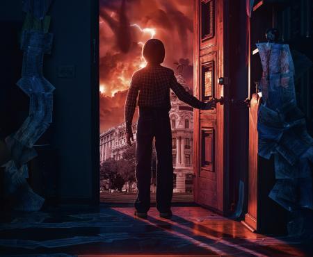 Stranger Things convoca a sus fans para vivir una aventura inédita en Madrid