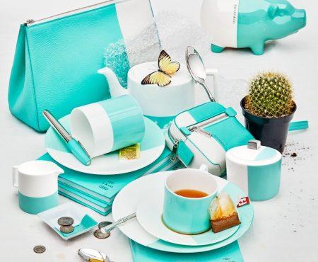 Tiffany & Co lanza una colección de objetos cotidianos para el hogar