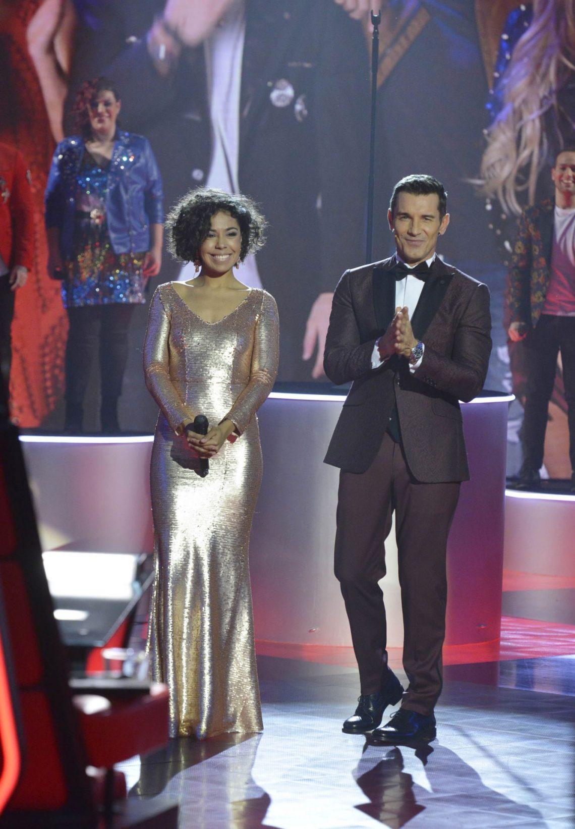 Te mostramos las mejores fotos de la semifinal de La Voz, que elige este próximo viernes a su ganador