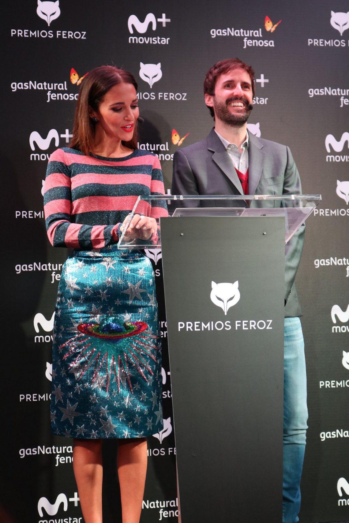 'La llamada', 'El ministerio del tiempo' o 'Sé quién eres' parten como favoritas en los Premios Feroz 2018