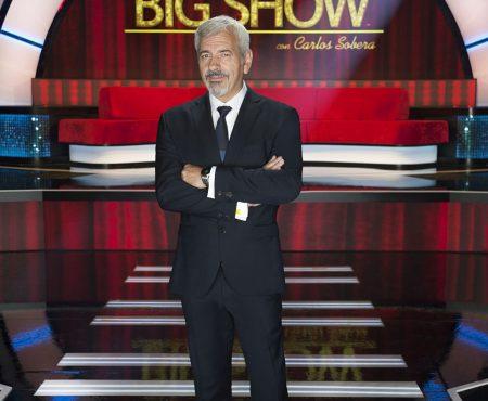 Llega 'Little Big Show', presentado por Carlos Sobera: 'En 25 años de carrera este ha sido el programa más difícil y bonito que he realizado'