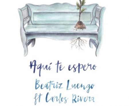 Beatriz Luengo estrena su nuevo single 'Aquí te espero' feat. Carlos Rivera (y por supuesto, es maravillosa)
